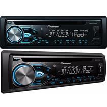Stereo Pioneer Deh 4850bt Usb Mp3 Cd Bluetooth Am Fm Mixtrax