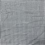 Cuadros Blanco-Negro Pequeños (Algodón Licrado)
