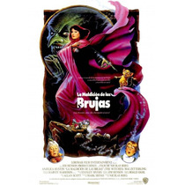 Dvd Clasico La Maldicion De Las Brujas The Witches Tampico