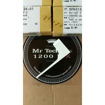 Technics Ajustador Calibrador De Cabezal Fonocaptor Aguja Dj