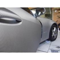 Adesivo Fibra Carbono Envelopamento Plotagem 10 Metros X 1