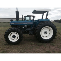 Tractor Marca Ford 7610 4x4