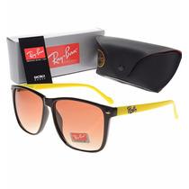 Óculos De Sol Ray Ban Europa Moda Homen E Mulher
