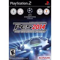 Patch Pes 2014 Pro Evolution Soccer 2014 Ps2 Frete Gratis