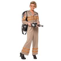 Disfraz Mujer Ghostbusters Traje Película Cazafantasma