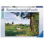 Rompecabezas Ravensburger 2000 Piezas Molino En El Campo