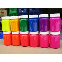 Vendo Pigmentos Fluorescentes Y Fosforescentes