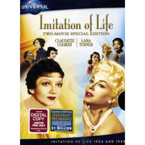 Imitación De La Vida (dvd W / Copia Digital)