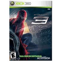 Jogos Xbox 360 Homem Aranha 3