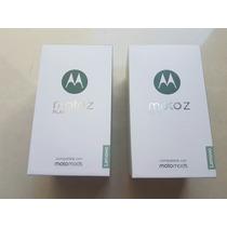 Motorola Moto Z Play 32gb Nuevo En Caja (solo Telcel)