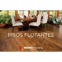 Piso Flotante Ac3 7.3mm Alto Transito Oferta Hasta Agotar St