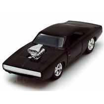 Dodge Charger R/t 1970 Velozes E Furiosos 7 1:32 Jada