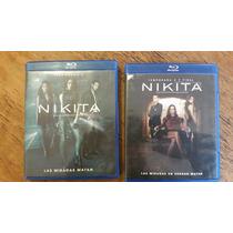 Nikita Temporada 2 Y 4