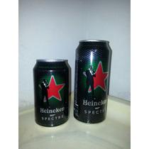 Latas Heineken Llenas Spectre 007 354cm3 473cm3 Llenas Swqc
