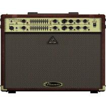 Amplificador Cubo Behringer Acx1800 2x8 180w Violao 220v