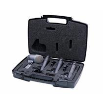 Kit Shure P/ Bateria Sm57+ Beta 52a + 3 A56d + Case + Frete