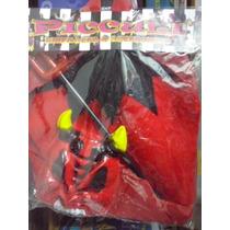 Disfraz Halloween Set Diablo Talle Unico Belgrano R