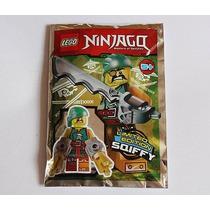 Lego Ninja Go Limited Edition Squiffy Polybag