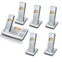 Telefono Inalámbrico Dect 2 L Gigaset C285 Sextuple