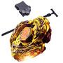 Juguete L-drago Destructor Destruye Oro Blindado Beybl W82