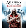 Assassins Creed Brotherhood Juego Pc Original Platinum