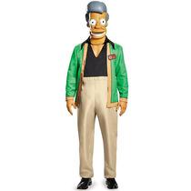 Los Simpson Hombres Apu Kwik E Mart Deluxe Disfraces De Hall