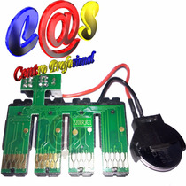 Chip Sistema Continuo Xp320, Xp420, Wf2630, Wf2650, Wf-2660