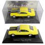 Miniatura Chevrolet Opala Ss 1976 Amarelo Inesquecíveis