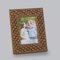 Porta Retrato 15x21 Madeira Perfil Trançado Woodart R 11851