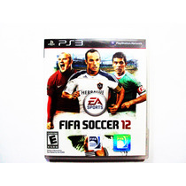 Fifa Soccer 12 Ps3 - Playstation 3
