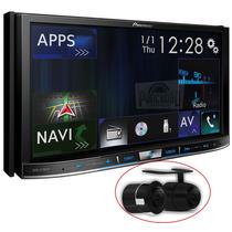 Central Multimídia Pioneer Avic-f80tv Gps Tv Digital Usb Sd