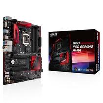 Motherboard Asus B150 Pro Gaming/aura (1151) Gamer Gtia 36m