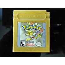 Cartucho Pokemon Gold Version Game Boy Original Nintendo
