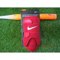 Nike Bpg 40 Batters Leg Guard Espinillera Protector Bateador