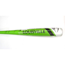 Bat De Beisbol Louisville Warrior Verde 35x30 A Msi