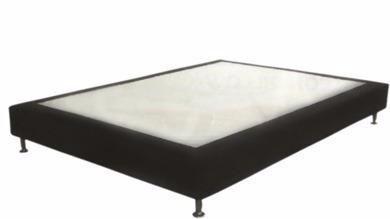 Base Cama Somier Semidoble 120*190   $ 209.900 en Mercado Libre