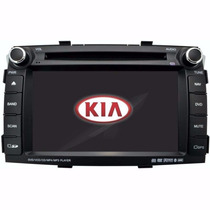 Kit Central Multimidia Tv Dvd Gps Kia Sorento 2010 11 12