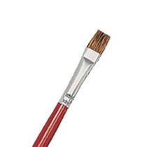 Pincel Para Pintar Tecido, Óleo, Acrílica Kit Com 4 Unidades