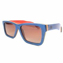 Óculos De Sol Yeva Thornwood Skate Magestic Ocean