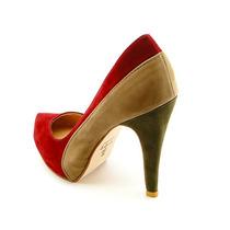 Sapato Feminino Meia Pata Eleganzshoes Fabricado Em Jaú Sp