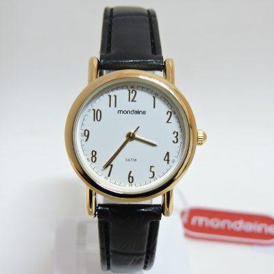 97d624afcdf Relógio Mondaine Feminino Dourado 83282lpmvdh1 Promoção - R  108