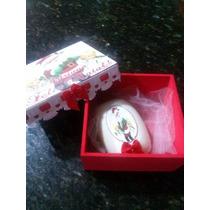 Lembrancinhas Em Caixas Em Mdf 10x10x5 De Natal