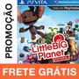 Little Big Planet Ps Vita | Com Nf E Garantia De Loja!