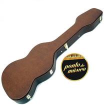 Case Luxo P/ Contra Baixo Solid Sound Madeira | Promoção