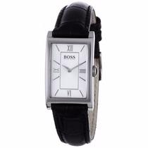 Relógio Masculino Hugo Boss 1502175 Couro Preto