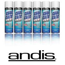 6 Aceites Pack De Andis Cool Care 5 En 1 15oz 439g