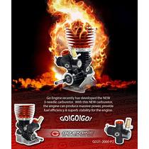 Nuevo Motor Go-gx5rho .21 5 Ports.- Turbo-competición-