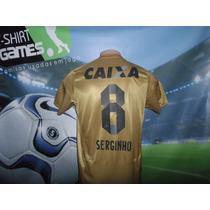 Camisa 3 Do Sport Recife Usada No Brasileirão 2016.