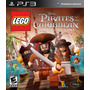 Lego Pirates Of The Caribbean Ps3 Original Fisico Sellado!