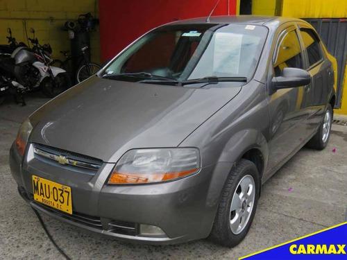 Chevrolet Aveo 16 2012 21900000 En Tucarro